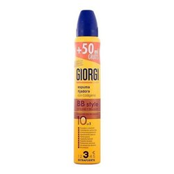 Strong Hold Mousse Line Giorgi (200 ml)