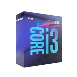 Processore Intel Core i3-9100 3.6 GHz 6 MB