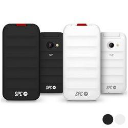 Cellulare per anziani SPC Flip Bluetooth Radio FM Bianco