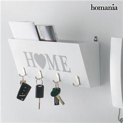 Organiseur Mural avec Compartiments Homania