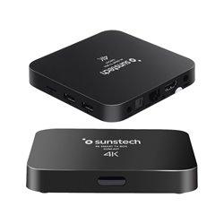 Riproduttore TV Android Sunstech 8 GB WiFi Nero