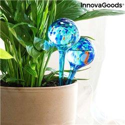 Palline di Irrigazione Automatica Aqua·loon InnovaGoods (Pacco da 2)