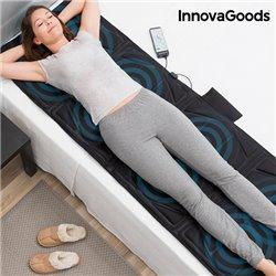 Tapis de Massage Corpoerl Relax Cloud InnovaGoods 14W Noir