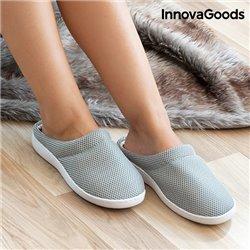 Zapatillas de Casa con Gel Comfort Bamboo InnovaGoods L