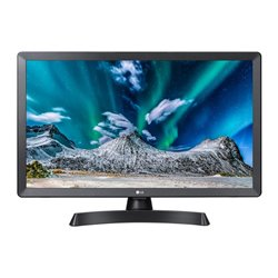 "Televisione LG 24TL510VPZ 24"" HD LED HDMI Nero"