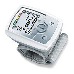 Sfigmomanometro da polso Beurer BC31 Bianco