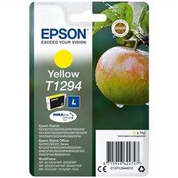 Cartuccia ad Inchiostro Originale Epson T1294 7 ml Giallo