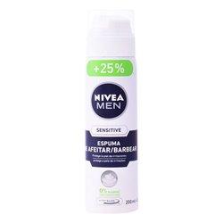 Schiuma da Barba Men Sensitive Nivea 250 ml