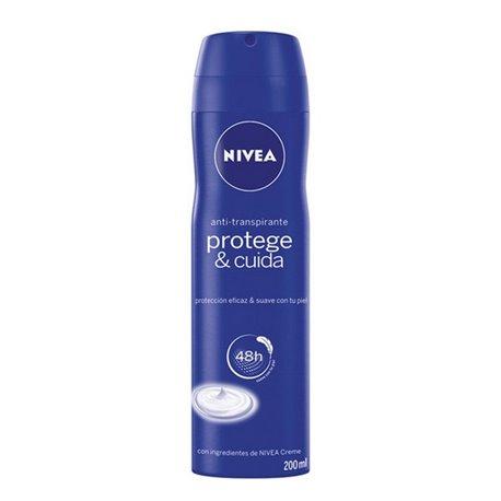 Deodorante Spray Protege & Cuida Nivea (200 ml)