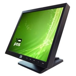 "Monitor con Touch Screen 10POS TS-17UN 17"" LCD VGA Standard-USB"
