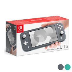 "Nintendo Switch Lite Nintendo 5,5"" LCD 32 GB WiFi Giallo"
