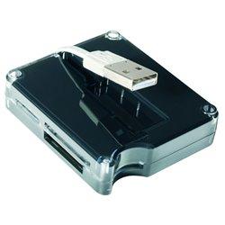 NGS Multireader Pro lector de tarjeta Negro, Blanco USB 2.0 MULTIREADERPRO