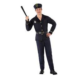Costume per Bambini 116269 Poliziotto (Taglia 14-16 ann)