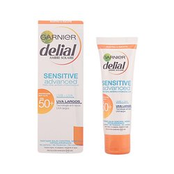 Facial Sun Cream Sensitive Delial SPF 50+ (50 ml)