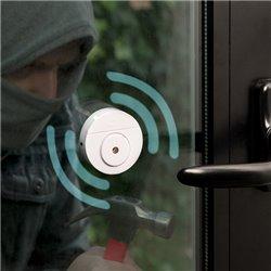 Allarme Intelligente Portatile con Rilevatore di Movimento Security