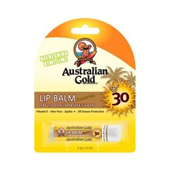Protezione Solare Lip Balm Australian Gold SPF 30 (4,2 g)