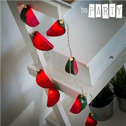 Th3 Party Melonen LED Girlande (10 LEDs)