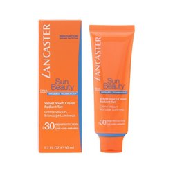 Crema Solare Velvet Touch Lancaster SPF 30 (50 ml)