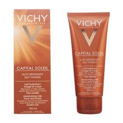 Lait auto-bronzant Capital Soleil Vichy (100 ml)