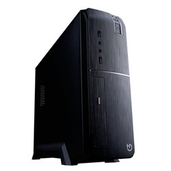 iggual Desktop PC PSIPC348 i5-9400 8 GB RAM 480 GB SSD W10 Schwarz