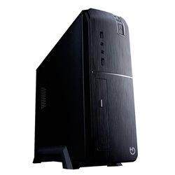 PC da Tavolo iggual PSIPC348 i5-9400 8 GB RAM 480 GB SSD W10 Nero
