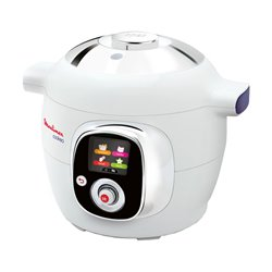 Robot da Cucina Moulinex CE704110 Bianco