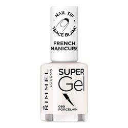 "vernis à ongles French Manicure Rimmel London ""090 - Porcelain - 12 ml"""