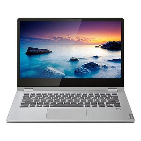 "Notebook Lenovo Ideapad C340 14"" R5-3500 8 GB RAM 256 GB SSD Argentato"