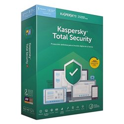 Antivirus Kaspersky Total Security MD 2020 1 licenza