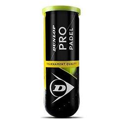 Palline da Padel Dunlop Tb Pro (3 pcs)