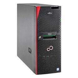 Server tower Fujitsu TX1330M4 Xeon® E-2124 16 GB RAM LAN Nero