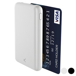 Power Bank Slim 5000 mAh USB Nero