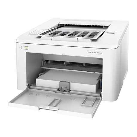 Stampante Laser Monocromatica HP LaserJet Pro M203dw WIFI 256 MB Bianco