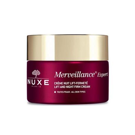 Crema Rassodante Merveillance Expert Nuit Nuxe (50 ml)