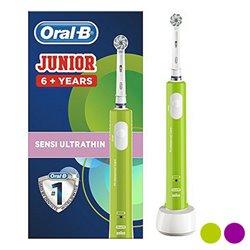 Spazzolino da Denti Elettrico Junior Oral-B D-16 Viola