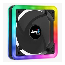 Ventilatore Aerocool Edge 14 1200 rpm LED (Ø 14 cm)