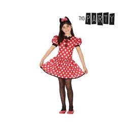 Costume per Bambini Minnie Mouse 9489