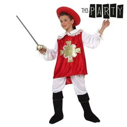 Costume per Bambini Th3 Party Moschettiere 10-12 Anni