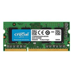 Memoria RAM Crucial CT102464BF186D 8 GB DDR3 1866 MHz