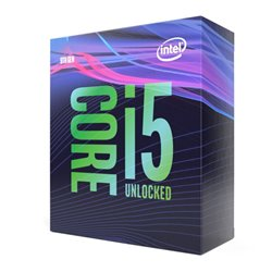 Processore Intel Intel Core i5 9600K 3.7 GHz 9 MB