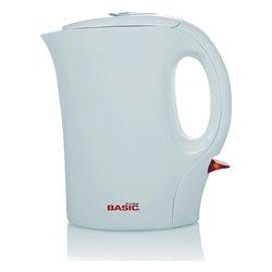 Bollitore Basic Home 1100W 1 L Bianco