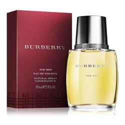 Profumo Uomo Burberry EDT (30 ml)