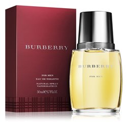Profumo Uomo Burberry EDT (50 ml)