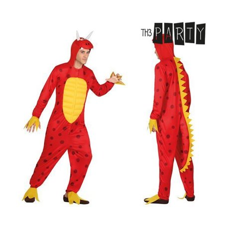 Costume per Adulti Th3 Party Drago XL