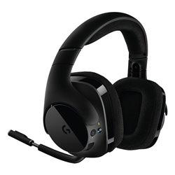 Auricolari con Microfono Gaming Logitech 981-000634 Nero