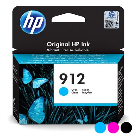 Cartuccia ad Inchiostro Originale HP 3YL7 2,93 ml-8,29 ml Nero
