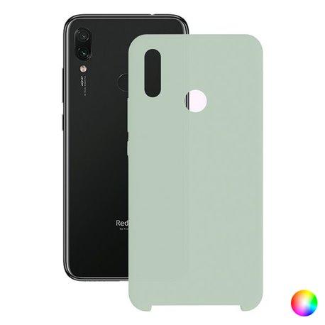 Custodia per Cellulare Xiaomi Note 7 Silk Azzurro