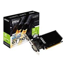 Scheda Grafica MSI VGA NVIDIA GT 710 1 GB DDR3