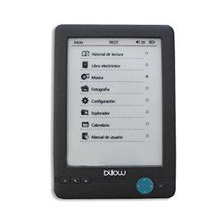 """eBook Billow MRELEE0101 E03T 6"""" E-Ink 4 GB Nero"""