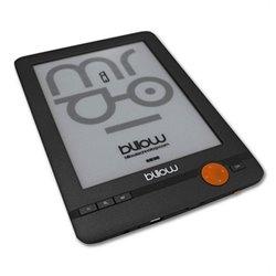 """eBook Billow 6"""" 4 GB Selezionare la sua opzione - Pannello E-Ink retroilluminato"""